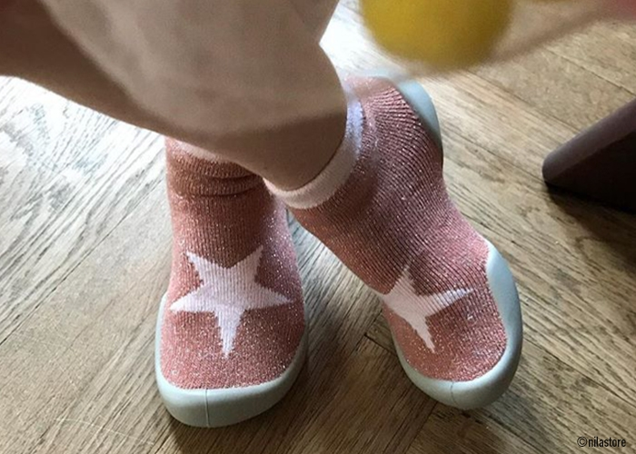 Beautiful slippers Tiny-Nova by Collegien