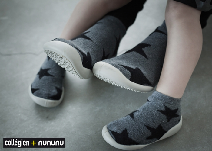Slippers NUNUNU for kids and adults